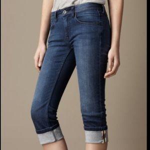 J. Crew Capri Jeans 👖
